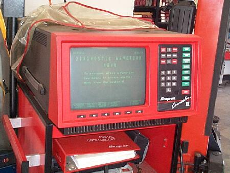 Snap-On Counselor II
